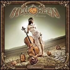 HELLOWEEN-UNARMED-CD-BEST OF 25 TH ANNIVESARY