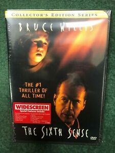 The Sixth Sense (DVD, 2000, Collectors Series)  BRAND NEW