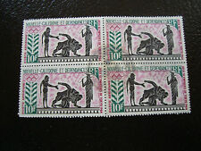 NOUVELLE CALEDONIE timbre yt aerien n° 76 x4 obl (Z2) stamp new caledonia
