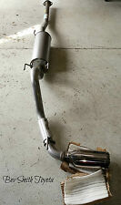 NEW OEM TOYOTA TACOMA LONG BED TRD PERFORMANCE EXHAUST SYSTEM