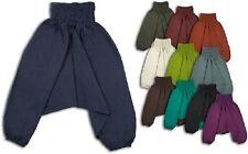 Niños Muck Pantalón Pantalones Harén Aladin Viejo 7-12 Años Robusto Algodón