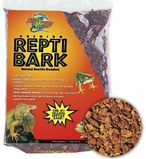 Zoo Med Repti Bark 4.4L- Tortoise Re useable substrate FREE POSTAGE