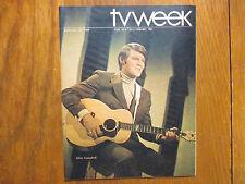 Jan-1969 Baltimore Sun TV Week Mag(GLEN CAMPBELL/I DREAM OF JEANNIE/BARBARA EDEN
