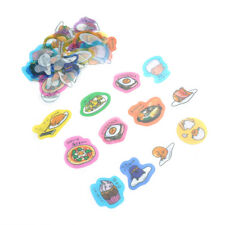 Novelty Mixed 60pcs Cartoon Lazy Egg Stickers Decor Scrapbooking Label Decal