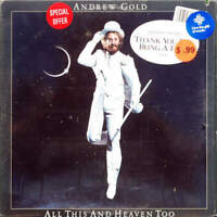 Andrew Gold - All This And Heaven Too (LP)
