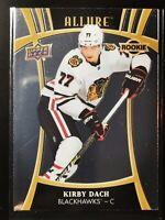 19-20 UD Allure Hockey Rookie SP 107 Kirby Dach