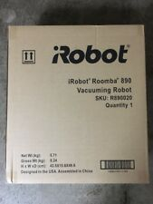 iRobot Roomba 890 Robot Vacuum with Wi-Fi Connectivity, NIB SHIP FROM STORE