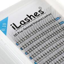 Ilashes 3d Volume Lash Fans Eyelash Extensions Lashes J Curl 0.1 9 10 11 & 12 S