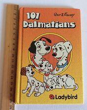 Walt Disney's 101 Dalmations Vintage Ladybird First Edition? 1985 HC Book
