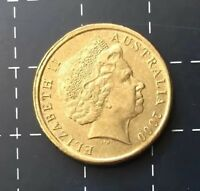 2000 AUSTRALIAN $2 TWO DOLLAR COIN - Low Mintage