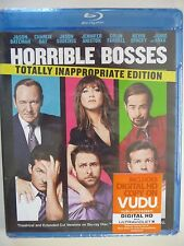 Horrible Bosses (Blu ray) Totally Inapprop. Ed. (NEW)