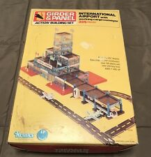 Girder and Panel Building Set International Airport no. 72080 Kenner - Read