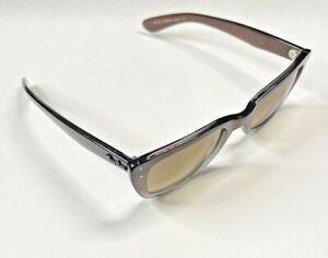 Ray Ban Italy K RB4148 Caribbean 824/51 2N Brown Sunglasses 33D