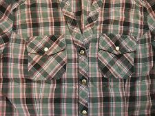 ASO Bella Swan plaid H&M shirt alt colour size UK 10 EUR 38 Twilight  used