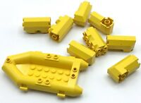 LEGO NEW RED LIFEGUARD ACCESSORIES FLOATATION AND BINOCULARS PIECES