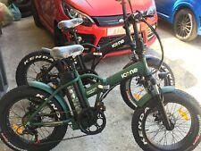 bicicletta elettrica pieghevole E-bike 250 w batterie samsung ICONE