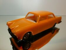 KDN PLASTIC ALFA ROMEO 2000 BERLINA 1957 - ORANGE 1:43? - GOOD CONDITION