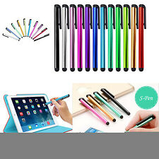 10pcs/lot Capacitive Touch Screen Stylus Pen for Universal Smart Phone Tablet PC