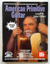 American Primitive Guitar by John Fahey (2002)-Music Instruction-3 cd's