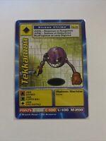 Carte Digimon Tekkamon MP-108 Française rare - Bandai - Ultime