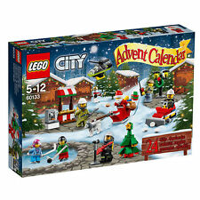 LEGO City Adventskalender (60133) NEU