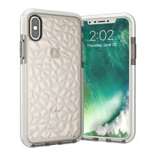 Diamond Silicone Case For Apple IPhone 8 Plus X 7 6 6s Rubber Phone Cover