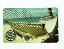 Tropical Smoothie Cafe Gift Card - Restaurant - Food - Beach & Hammock -No Value