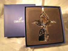 "Swarovski SCS Member's Only ""African Orchid"" Ornament Event Piece 2018"
