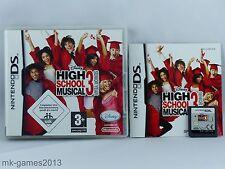 High School Musical 3 Senior Year für Nintendo DS/Lite/XL/3DS - OVP+Anl.