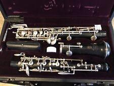 Yamaha YOB-841 Series Custom Oboe Professional  Grenadilla Oboe Just serviced!!