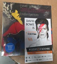"""David Bowie – RAGAZZO SOLO RAGAZZA SOLA  - 7"""" BLUE - BOLOGNA MINT SEALED"""