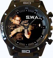 Swat Police Counterstrike New Gt Series Sports Unisex Watch