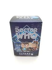 SDCC BBC Doctor Who Titans Vinyl Figures Comic Con Exclusive New Sealed