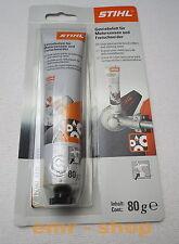 5 Stück Stihl Getriebefett Freischneider / Motorsense Tube 80 g 0781 120 1117