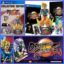 Dragon ball FighterZ. collector edition.ps4