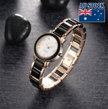 New Arrival Women Crystal Stainless Steel Quartz Analog Wrist Watch