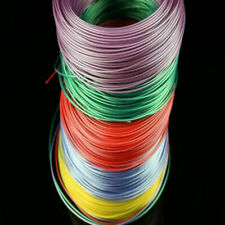 18 Awg Diameter157 High Temperature Teflon Ptfe Silver Plated Wire 10m