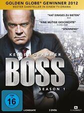 3 DVD-Box ° Boss ° Staffel 1 ° NEU & OVP