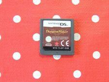 Dungeon Maker Nintendo DS Lite XL 3DS nur Modul
