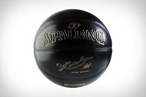 Kobe Bryant x Spalding - 24K Black Mamba-Limited Edition NBA Basketball Replica