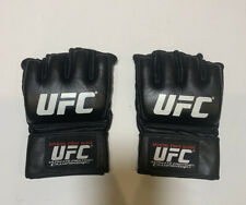 ufc Ultimate Fighting Championship official fight gloves Black Size XL New !!