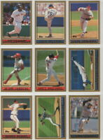 1998 Topps Baseball Team Sets **Pick Your Team**