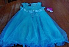Girls Size 10 Sleeveless Amy Byer Girls Dressy Fancy  Dress NWT