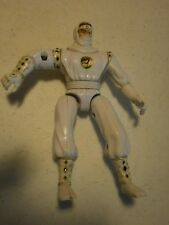 Power Rangers Mighty Morphin-Twirling white Ninja Ranger-1995-5""
