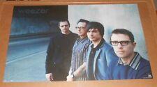 Weezer 2006 Poster 34x22 Rare