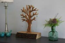 Wooden Jewellery Tree Jewellery Organizer Necklace Holder Earring Holder Storage