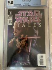STAR WARS TALES #13 | Mace Windu Photo Cover | 1st Grogu | 2002 | CGC 9.8 Yoda
