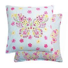 "Cotton Blend Square 17x17"" Decorative Cushions & Pillows"
