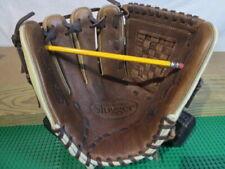 "New listing Louisville Slugger Omaha Pro Legacy Series 12"" Baseball Glove LHT OL14-BN NICE!!"