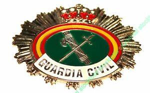 placa Guardia Civil para Cartera Chapa para cartera GUARDIA CIVIL Materia 09812